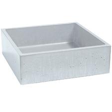 Square Concrete Vessel Basin