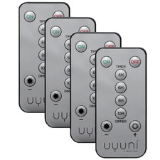 Uyuni Multi-Purpose Lighting Remote (Set of 4)