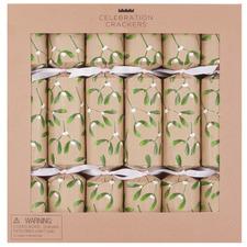 Mistletoe Cracker Set