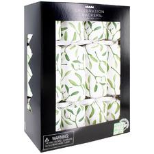 8 Piece Mistletoe Deluxe Christmas Cracker Set