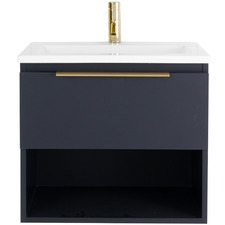 Kent Vanity with Acrylic Basin