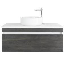Wall Mounted Somerset Symphony-Top Vanity