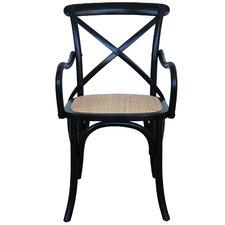 Provincial Crossback Armchair