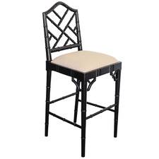 65cm Chippendale Counter Stool