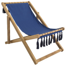 Cuban Foldable Outdoor Sling Chair