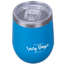 Lazy Dayz Stainless Steel Wine Cup