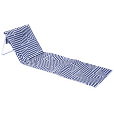 Lazy Dayz Makena Fold-Up Beach Lounger