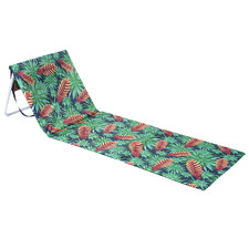 Lazy Dayz Mossman Fold-Up Beach Lounger