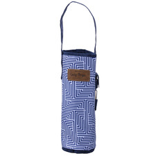 Lazy Dayz Makena Wine Bottle Bag & Bottle Opener