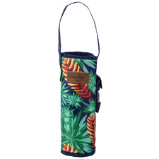 Lazy Dayz Mossman Wine Bottle Bag & Bottle Opener