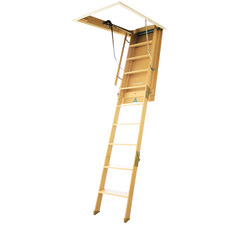 Upgrade Australian Hoop Pine Attic Ladder