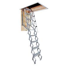 Columbus Concertina Attic Ladder