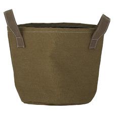 Khaki Herbert Veggie Storage Basket