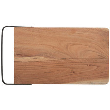 Eugene 43cm Acacia Board with Handle