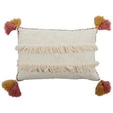 Macawi Rectangular Cotton Cushion