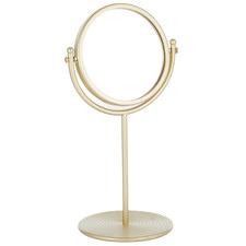 Gold Malarie Metal Mirror