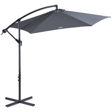 3m Corbin Outdoor Hanging & Folding Umbrella