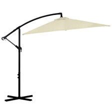 2.2m Emiel Square Outdoor Umbrella