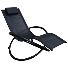Zero Gravity Outdoor Rocking Chair