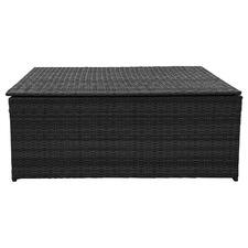 Arcon PE Rattan Outdoor Storage Box