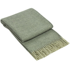 Brighton New Zealand Wool Throw Rug