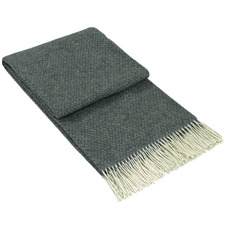 Chiswick Superfine Merino Wool-Blend Throw Rug