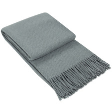 Hampton Merino Wool Throw Rug