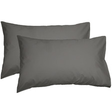 Stanley Cotton Pillowcases (Set of 2)