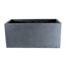 Garden Lite Fibre Clay Trough Planter