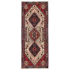 Ernesto Hand Knotted Abadeh Persian Wool Rug