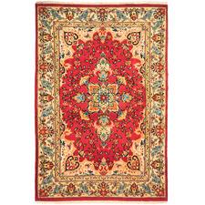 147 x 97cm Persian Hand-Knotted Wool Zabol Rug