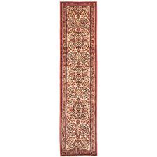 400 x 80cm Hand-Knotted Wool Rudbar Runner