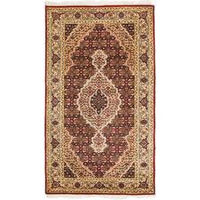 145 x 73cm Persian Hand-Knotted Wool Mahi Rug