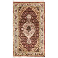144 x 70cm Persian Hand-Knotted Wool Mahi Rug