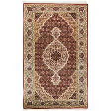 138 x 72cm Hand-Knotted Wool Mahi Rug