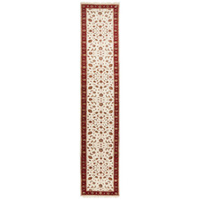 291 x 198cm Indian Hand-Knotted Wool & Silk Narayan Rug