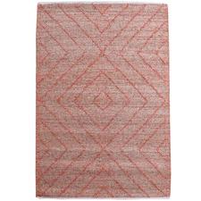 Terracotta & Natural Worgan Rug
