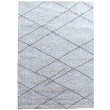 Beige Connell Wool Rug