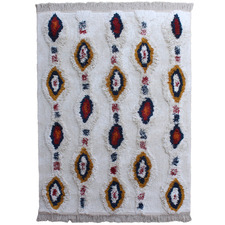 Multi-Coloured Marlow Cotton Rug