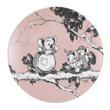 Coral Blinky Bill Fine China Side Plate