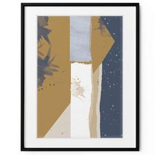 Comeback II Framed Print Wall Art