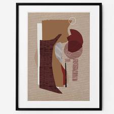 Grounded I Framed Print Wall Art