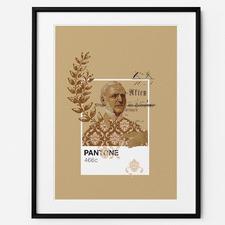 Sir Redmond Barry Framed Print Wall Art