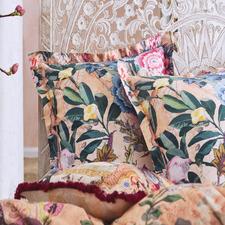 Pink All My Avignon Cotton Sateen European Pillowcase