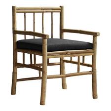 Kusen Bamboo Outdoor Dining Chair