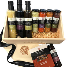 10 Piece Random Harvest Gourmet Selection Crate Set