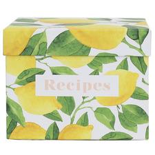 Capri Kitchen Recipe Box