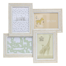 "Baby 4 x 6"" Collage Photo Frame"