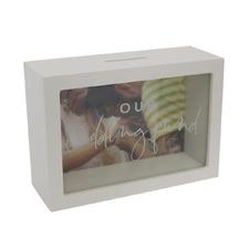 Personalised Wedding Money Box