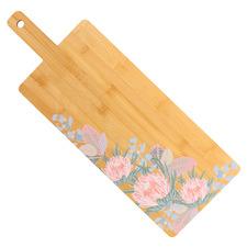 Botanica Rectangle Bamboo Grazing Board